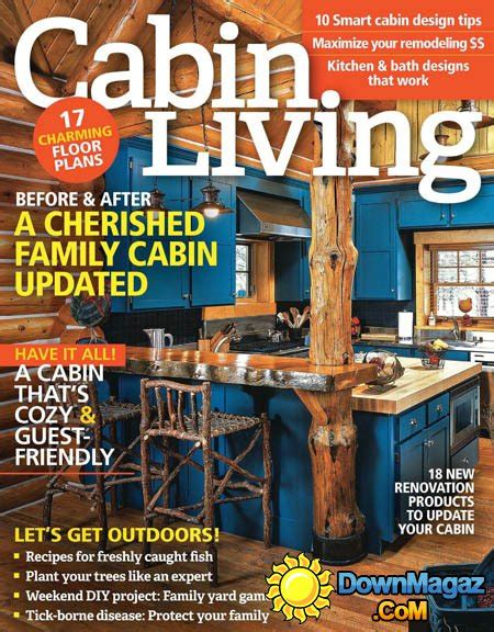 cabin magazine cabin living may june 2016 187 pdf magazines