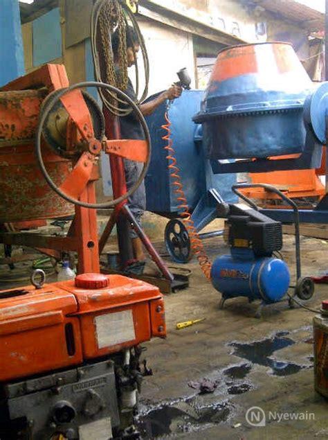 Mesin Molen Beton sewa mesin molen beton firza jaya teknik jakarta nyewain