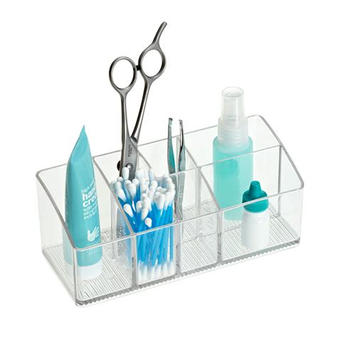 cabinet organizers the container store linus medicine cabinet organizer the container store