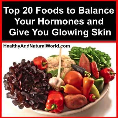 Detox Diet For Hormone Imbalance by 20 Foods To Prevent Hormonal Imbalance And 5 Foods You