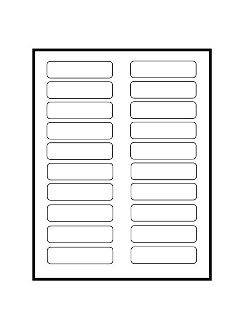 Free Downloadable Blank Templates Avery Avery 22807 Template Microsoft Word
