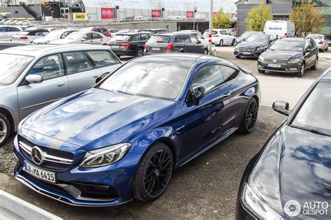 mercedes c63 amg blue c63 s amg edition 1 coupe silver or blue mbworld org forums