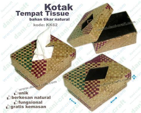 Quality Souvenir Pernikahan Kotak Perhiasan Bahan Songket box tempat tissue kotak anyaman pandan souvenir pernikahan