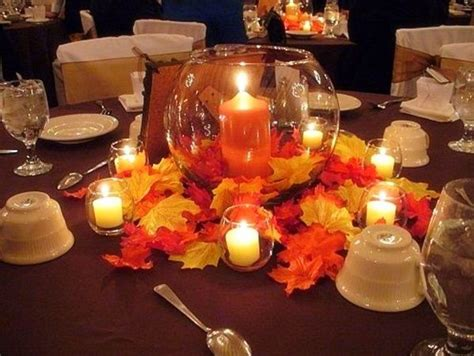 fall themed table decorations fall wedding table decorations wedding theme autumn