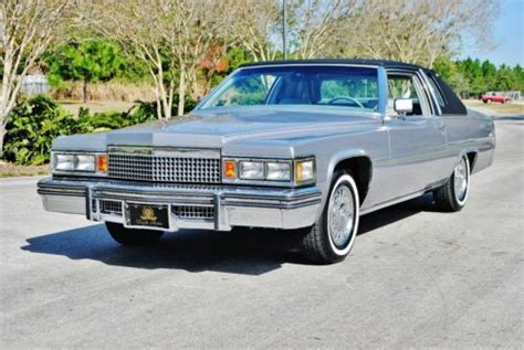 79 Cadillac Coupe by Purchase Used Phaeton Edtion 13 666 79 Cadillac