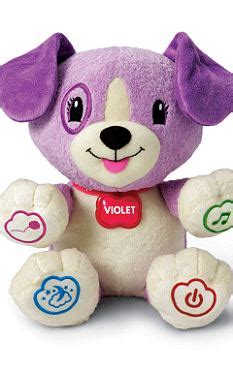 violet puppy singing puppy my pal violet turns the air blue with four letter ditty daily mail