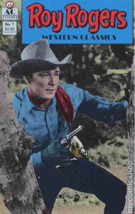 Roy Rogers Western Classics 4 Issue by Roy Rogers Comic Books Issue 1