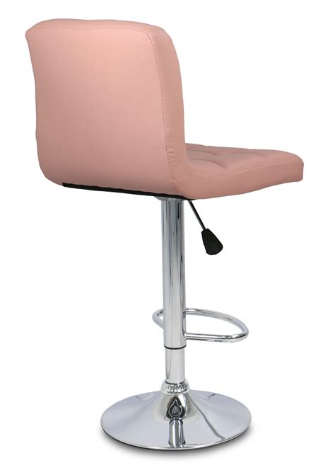 Light Pink Bar Stools by Isora Bar Stool Light Pink Furniture Home D 233 Cor