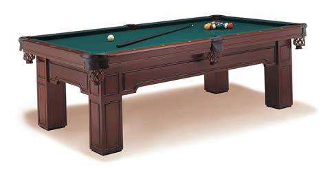 huntington pool table by olhausen