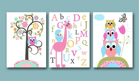 kids prints for bedrooms childrens art kids wall art baby girl room decor baby girl