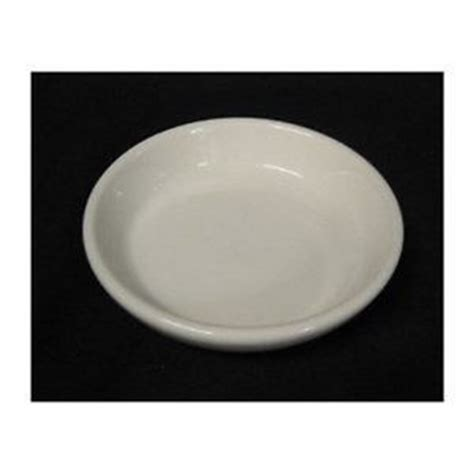 Plate With Sauce Dish 12x white porcelain soy sauce dipping dish plate a1887