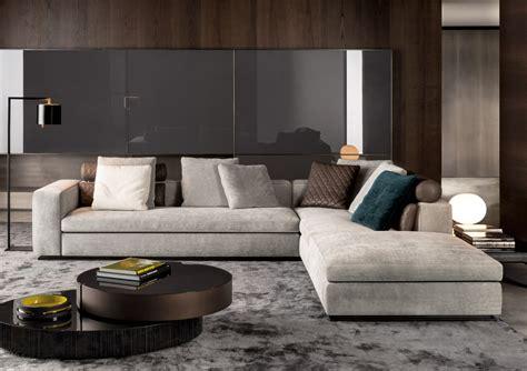 minotti sofa leonard by minotti