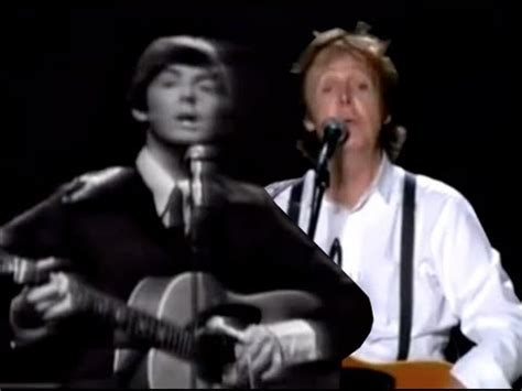 Watch Paul 2011 2 Paul Mccartney 1965 2011 Comparison Use Headphones Youtube