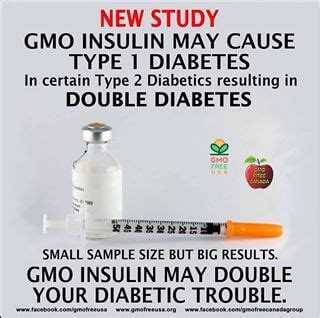 anti gmo advocates   scare diabetics  life saving