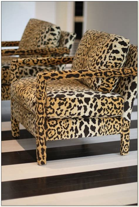 animal print furniture home decor animal print cing chair chairs home decorating