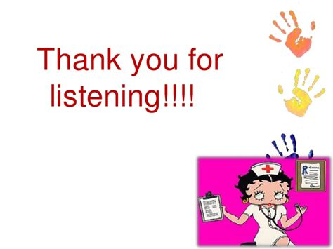 thank you letter to for listening urinary catheterization