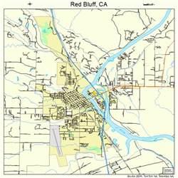 bluff california map 0659892