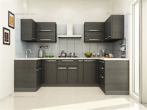 Kitchen U Shape Designs Modular Kitchen Designs