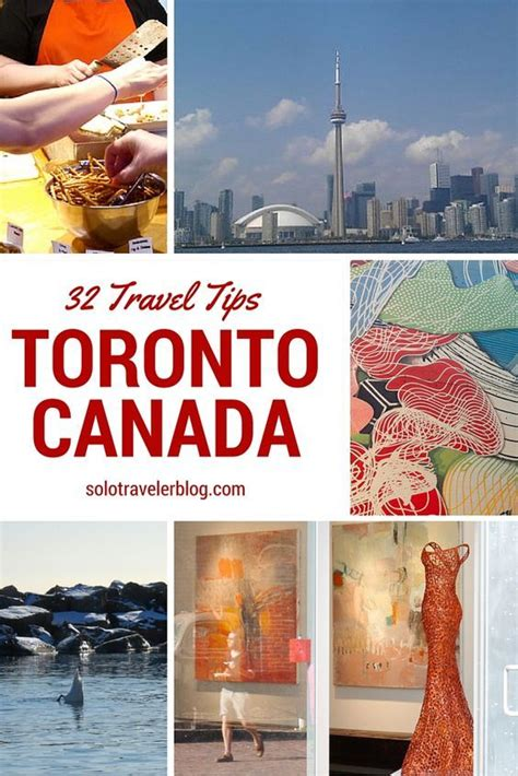 solo travel  toronto     cost tips travel