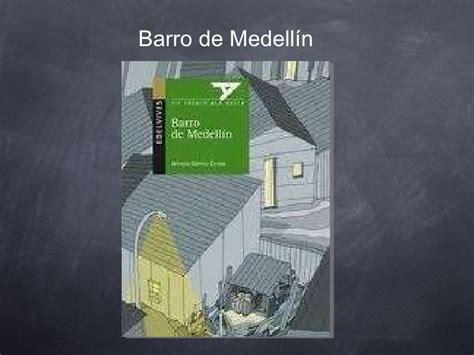 barro de medellin medellins 8426368255 libros para la paz