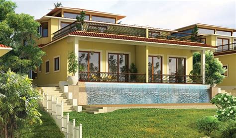 buy a house in goa buy 3 bhk villa in goa 3 bhk villa for sale goa goa villas for sale river view