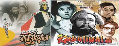 what is the theme of kabuliwala story rabindranath tagore 10 old and gold bengali movies which inspired bollywood to