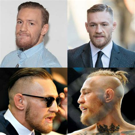 connor mcgregor hairstyles the conor mcgregor haircut