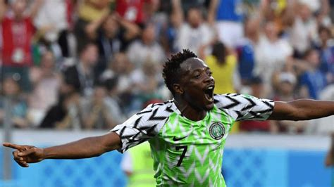 iceland vs nigeria live updates score and reaction from