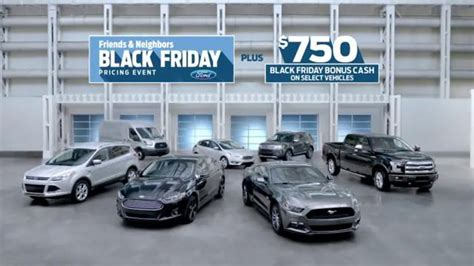 Ford Black Friday by Ford Black Friday Pricing Event Tv Commercial Inside