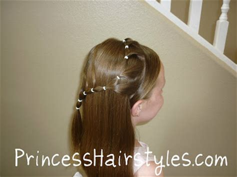 elastic hair band hairstyles elastic curvy braid hairstyle hairstyles for girls