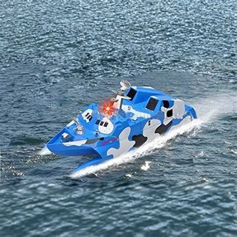 remote control speed boat ginzick rc remote control missile stealth speed boat rc