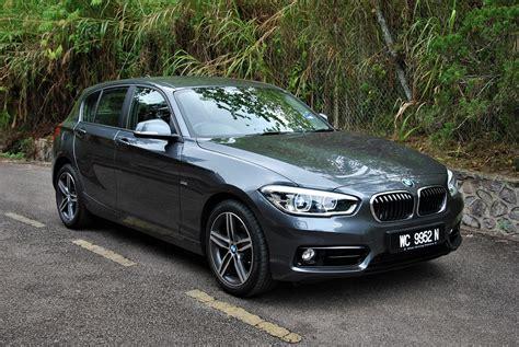 bmw 118ti test drive review bmw 118i sport autoworld my