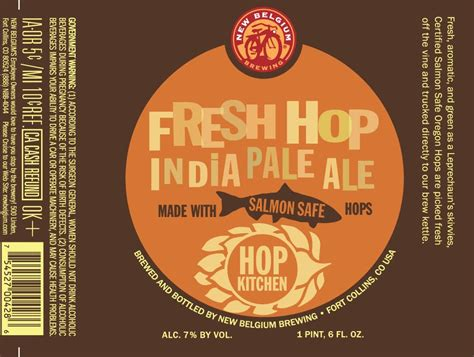 Hop Kitchen by A New Addition To New Belgium S Hop Kitchen Journal