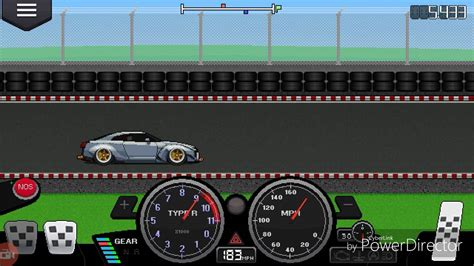 pixel car 6 7 tune for the fastest car in pixel car racer gtr r35