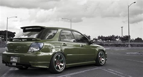 subaru rsti wagon sti wagon the wagon