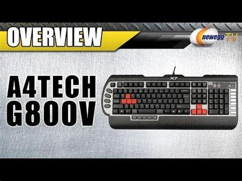 Keyboard Gaming A4tech X7 G800v a4tech x7 g800 mu gaming keyboard how to make do everything