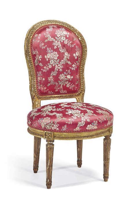 chaise cabriolet chaise en cabriolet d epoque louis xvi attribuee a