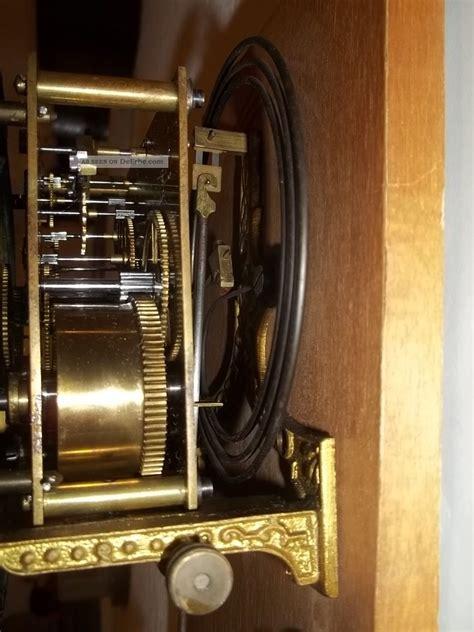 antike wanduhren regulatoren antikes uhrwerk regulator wanduhr ruttmann klein um 1870
