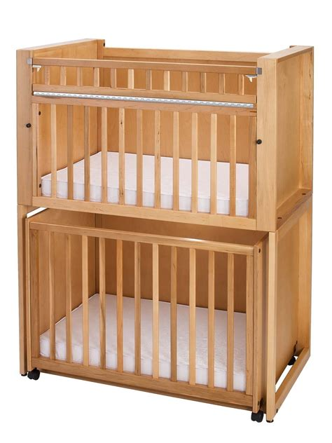 Stackable Cribs by C 4 Stacking Crib Four Infant Bunkies Crib Southeast Church Supply