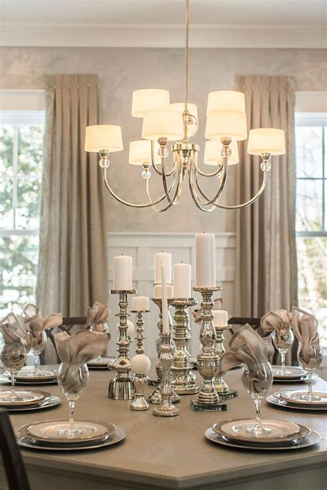 Pictures Of Chandeliers In Dining Rooms Top 25 Best Dining Room Lighting Ideas On Pinterest