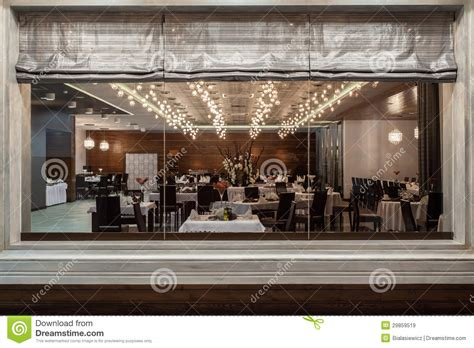 Free 3d Kitchen Design Woodland Hotel Restaurant Royalty Free Stock Images