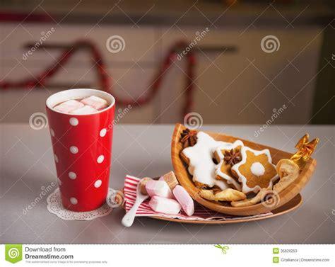 christmas time snacks closeup on snacks on table stock photos image 35620253