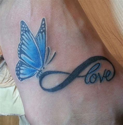 henna tattoo vegas butterfly infinity symbol from club in las