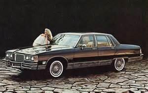 Pontiac 4 Door Cars All American Classic Cars 1981 Pontiac Bonneville