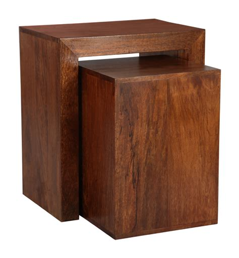 Dakota Cube Nest Trade Furniture Company
