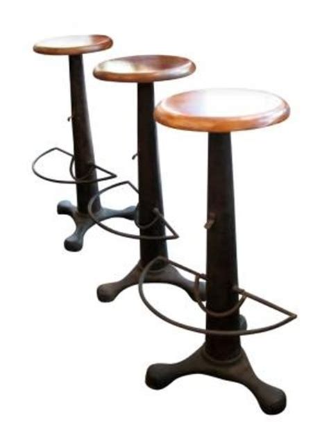 Bar Stool Foot Rest by Black Iron Bar Stool With Foot Rest Inspiring Interiors
