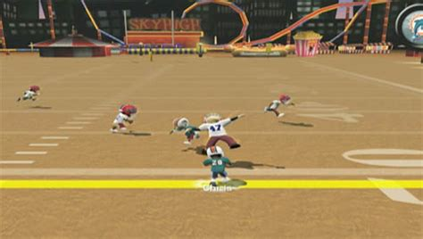 backyard football 2010 co optimus news backyard football 2010 brings co op to