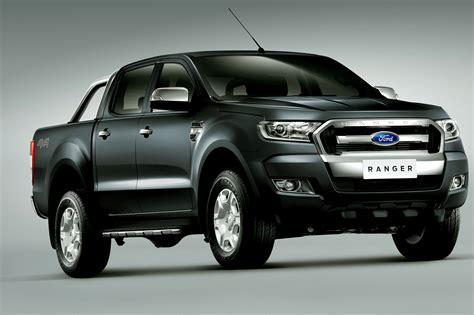 ford ranger 2015 updated pickup truck ford ranger 2015 2016 with new design
