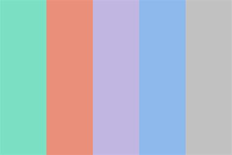 section color spring section color palette
