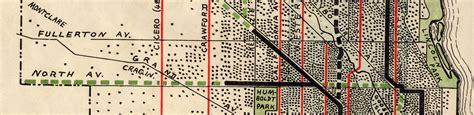 chicago map 1900 chicago 1900 1914